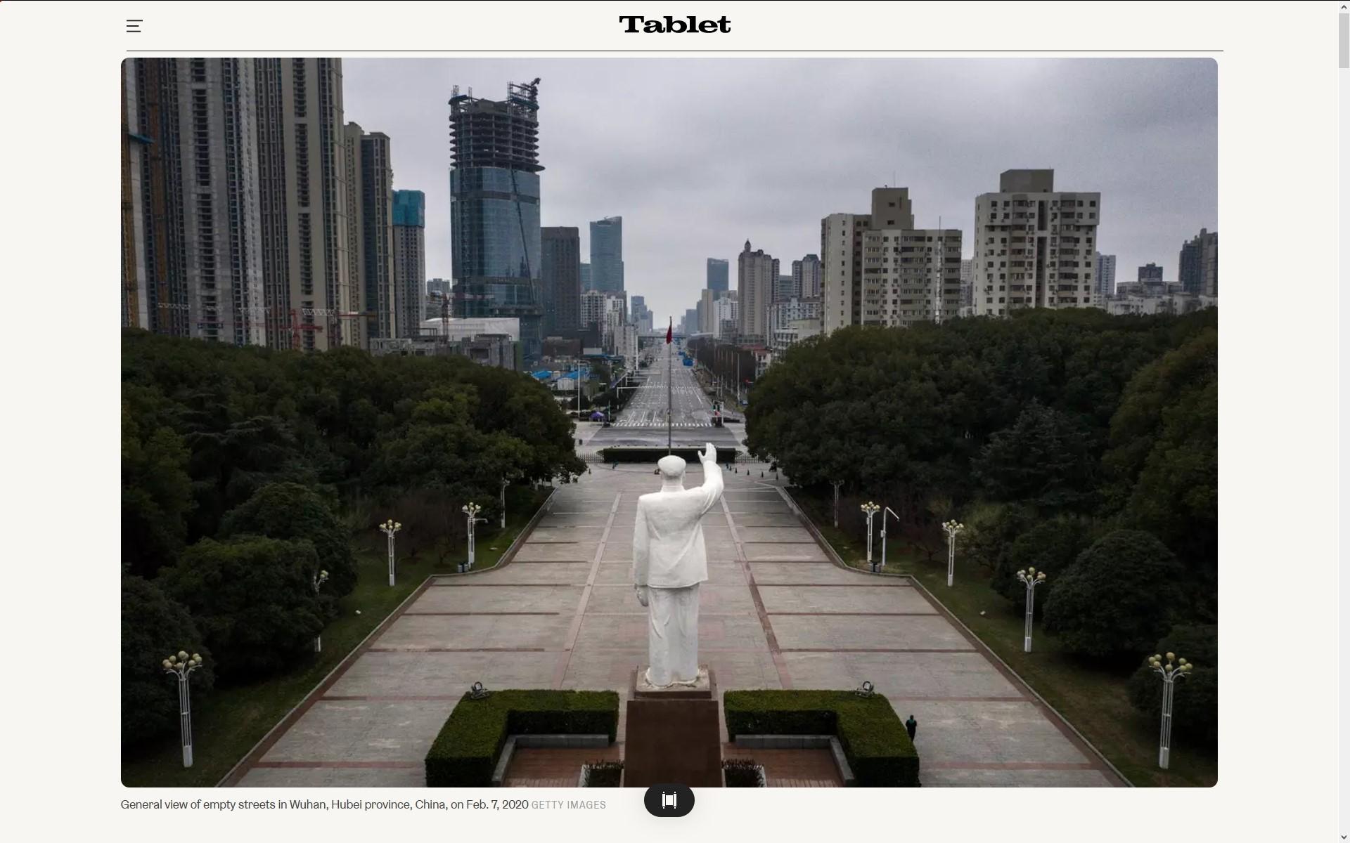 Chińska kampania promująca